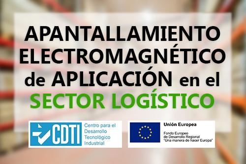Apantallamiento electromagnético de aplicación en el sector logístico